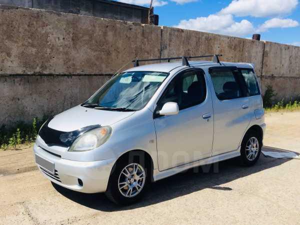 Toyota Funcargo, 2001 год, 279 000 руб.