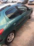 Peugeot 206, 2001 год, 199 999 руб.