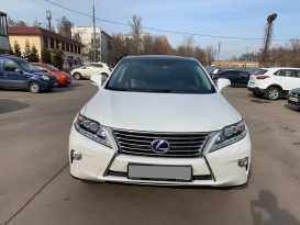 Москва Lexus RX450h 2012