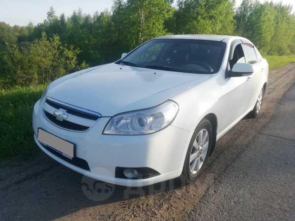 Chevrolet Epica, 2012 год, 365 000 руб.