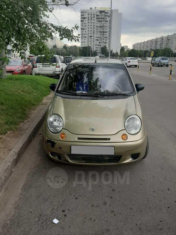 Daewoo Matiz, 2009 год, 100 000 руб.