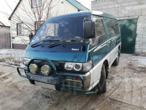 Mitsubishi Delica, 1993 год, 235 000 руб.