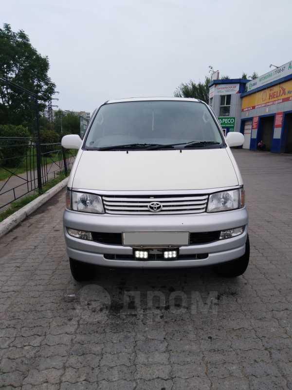 Toyota Hiace Regius, 1997 год, 580 000 руб.