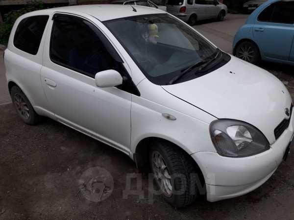 Toyota Vitz, 2001 год, 120 000 руб.