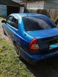 Hyundai Accent, 2003 год, 130 000 руб.