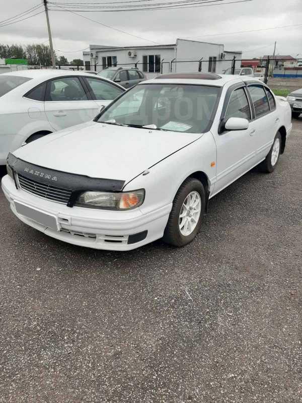 Nissan Maxima, 1998 год, 155 000 руб.