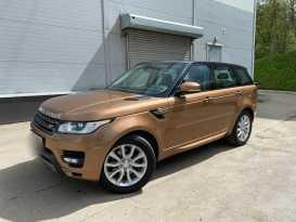 Тула Range Rover Sport