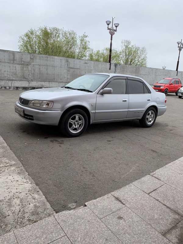 Toyota Corolla, 1999 год, 275 000 руб.