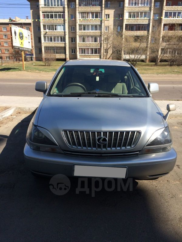 Toyota Harrier, 2000 год, 440 000 руб.