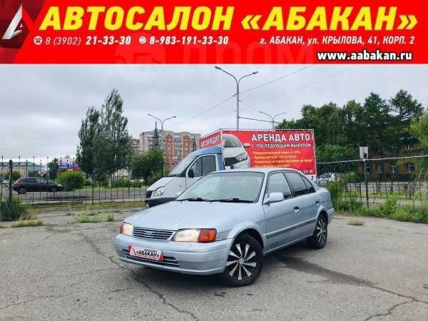 Toyota Corsa, 1997 год, 159 000 руб.