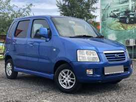 Хабаровск Wagon R Solio 2002
