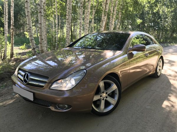 Mercedes-Benz CLS-Class, 2008 год, 929 000 руб.