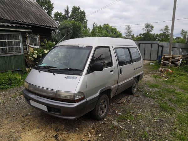 Toyota Town Ace, 1991 год, 125 000 руб.