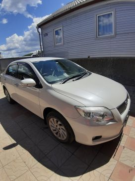 Вершино-Дарасунский Corolla Axio 2011