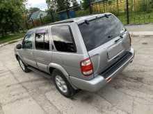 Новосибирск Terrano 2000