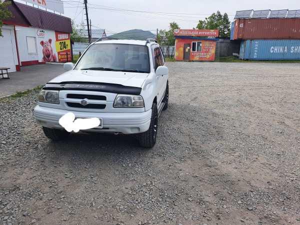 Suzuki Escudo, 1998 год, 460 000 руб.