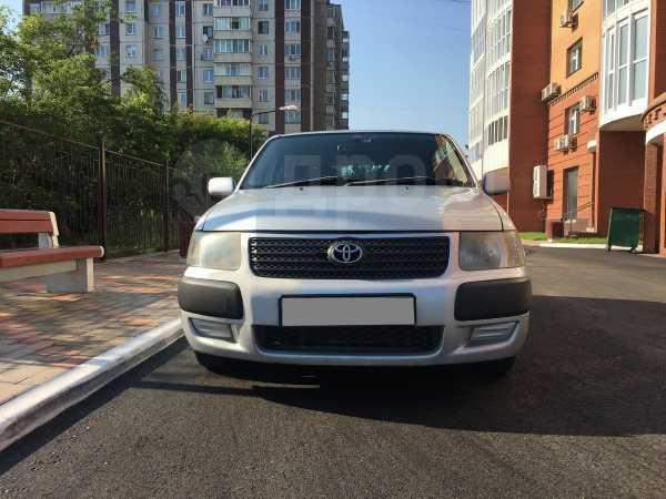 Toyota Succeed, 2003 год, 273 000 руб.