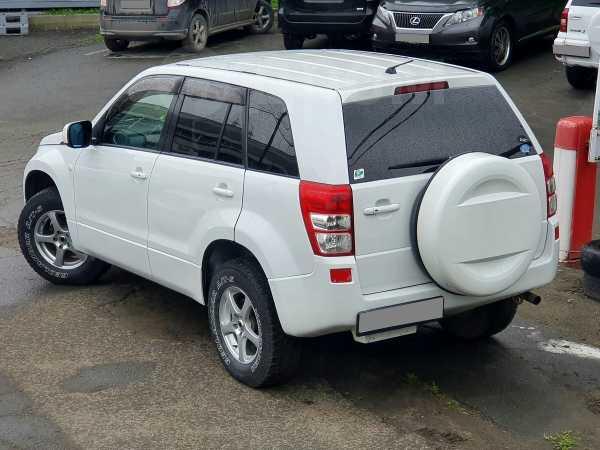 Suzuki Escudo, 2006 год, 510 000 руб.