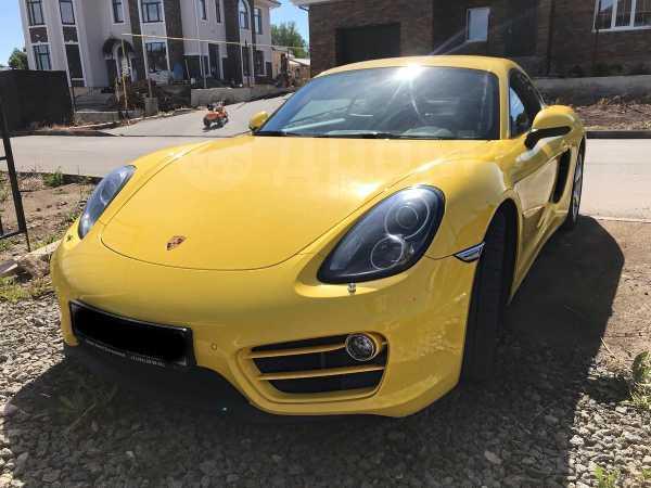 Porsche Cayman, 2014 год, 2 750 000 руб.