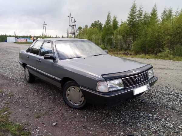 Audi 100, 1983 год, 95 000 руб.