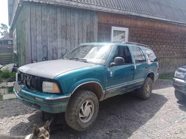 Chevrolet Blazer, 1996 год, 120 000 руб.