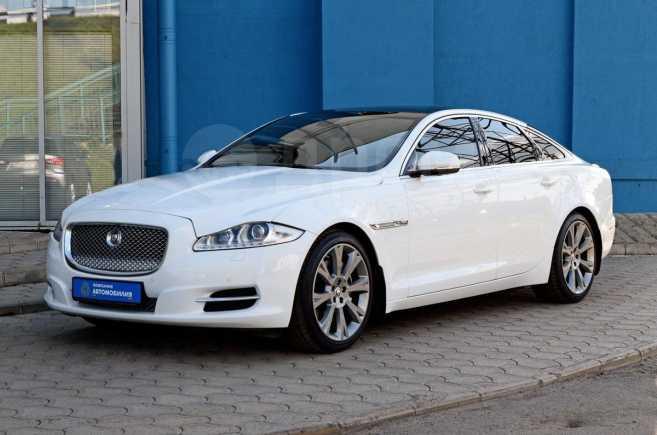 Jaguar XJ, 2011 год, 1 499 000 руб.