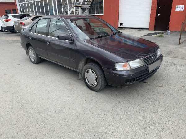 Nissan Sunny, 1997 год, 115 000 руб.