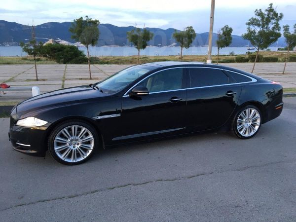 Jaguar XJ, 2011 год, 1 450 000 руб.