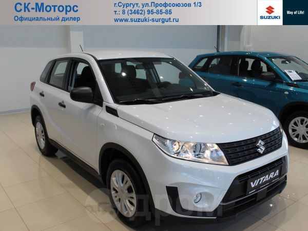 Suzuki Vitara, 2020 год, 1 359 000 руб.
