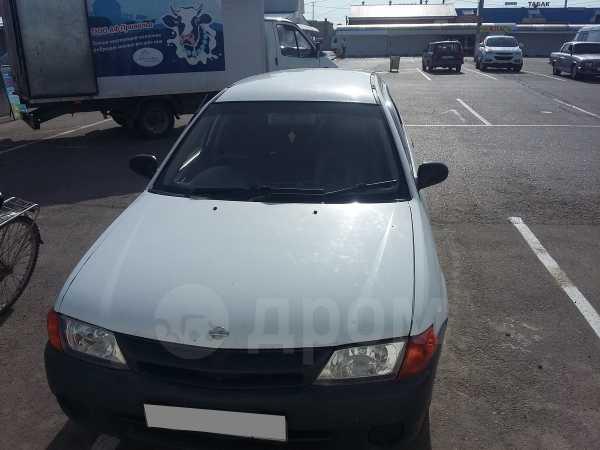 Nissan AD, 2001 год, 137 000 руб.