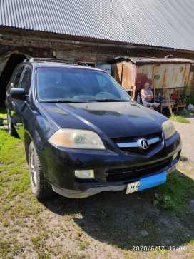 Новосибирск MDX 2005