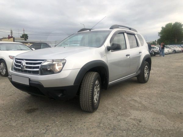 Renault Duster, 2013 год, 619 000 руб.
