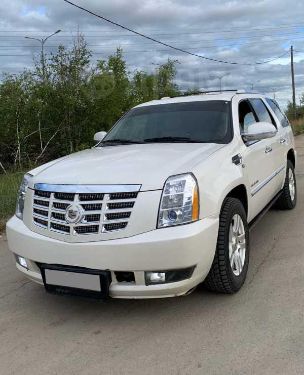 Cadillac Escalade, 2010 год, 1 500 000 руб.