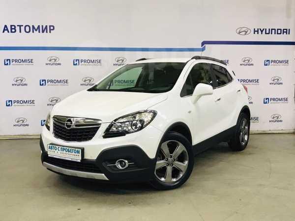 Opel Mokka, 2013 год, 795 000 руб.