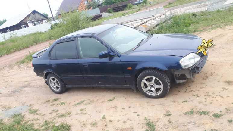 Honda Integra SJ, 1997 год, 55 000 руб.
