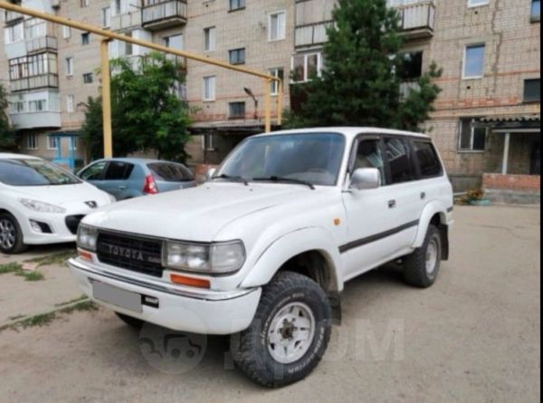 Toyota Land Cruiser, 1997 год, 430 000 руб.