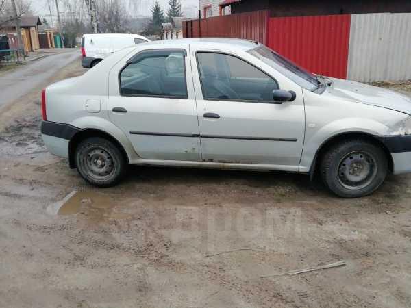 Renault Logan, 2006 год, 110 000 руб.