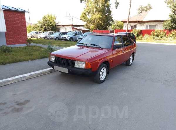Москвич 2141, 1994 год, 40 000 руб.