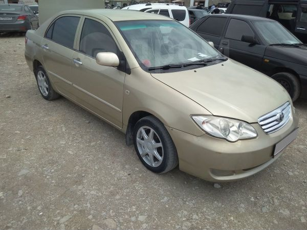 BYD F3, 2007 год, 185 000 руб.