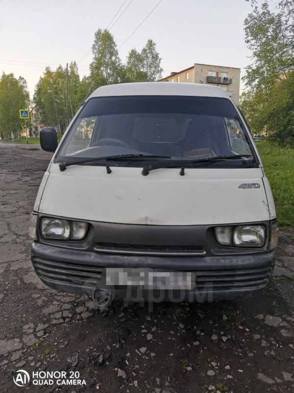 Toyota Town Ace, 1992 год, 80 000 руб.