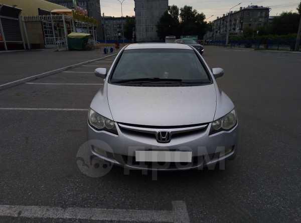 Honda Civic, 2005 год, 420 000 руб.