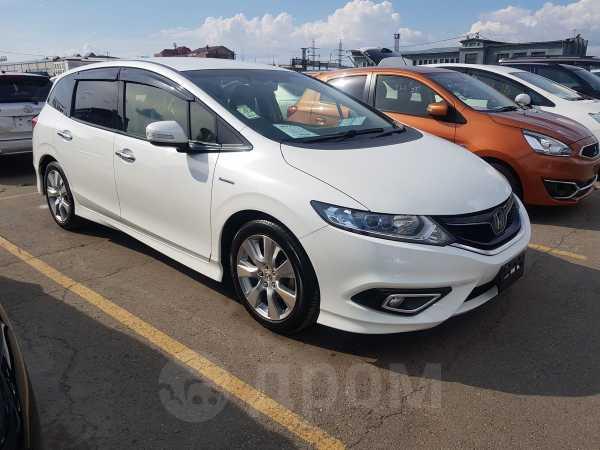 Honda Jade, 2015 год, 948 000 руб.