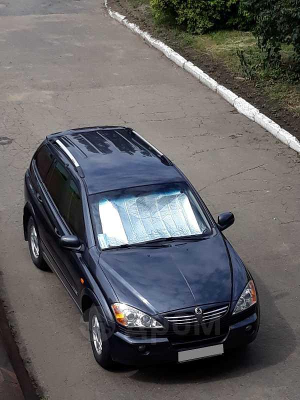 SsangYong Kyron, 2006 год, 365 000 руб.