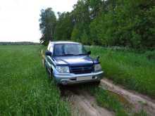 Черноголовка Pajero iO 2001