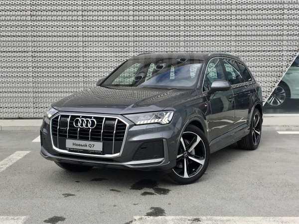Audi Q7, 2020 год, 6 595 600 руб.