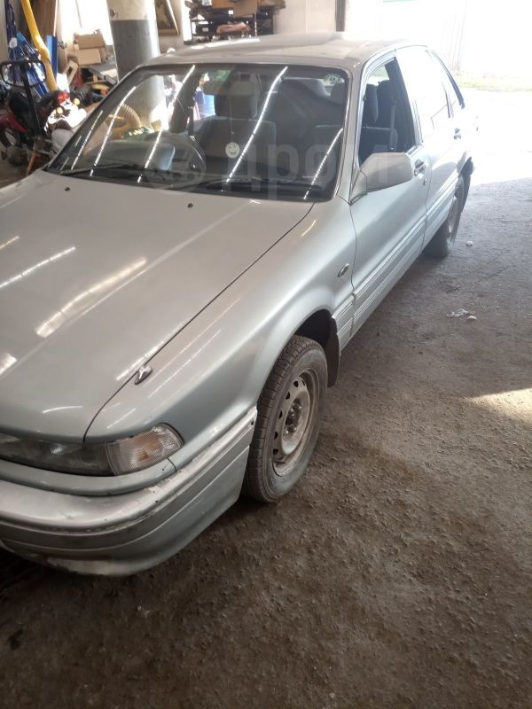 Mitsubishi Eterna, 1990 год, 110 000 руб.
