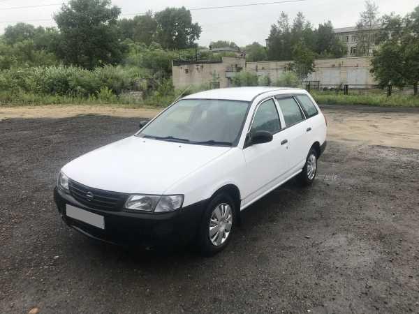 Nissan AD, 2005 год, 230 000 руб.