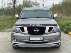 Южно-Сахалинск Patrol 2013