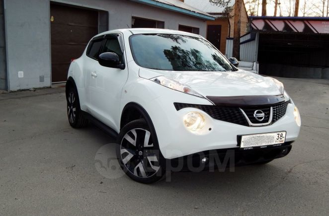 Nissan Juke, 2013 год, 730 000 руб.
