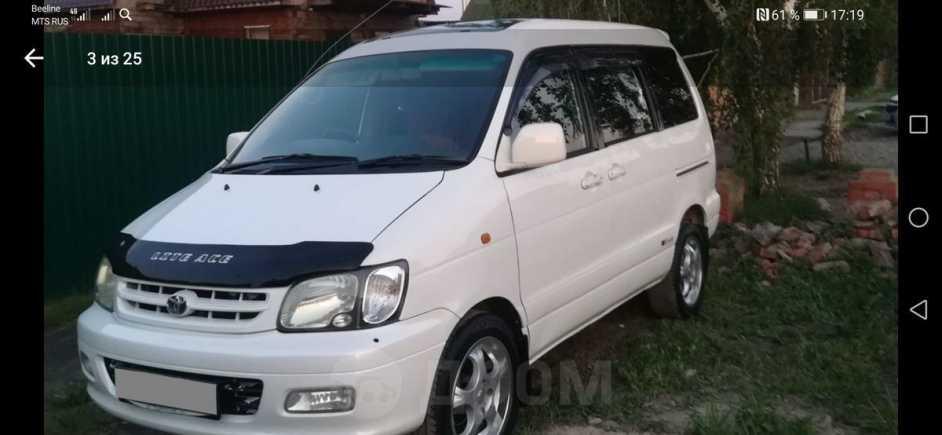 Toyota Lite Ace Noah, 2001 год, 555 000 руб.